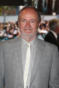 Jim Broadbent at the London premiere of