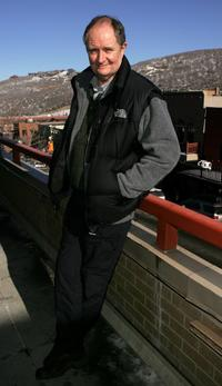Jim Broadbent at the 2007 Sundance Film Festival.