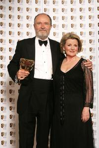 Jim Broadbent and Brenda Blethyn at the British Academy Television Awards.