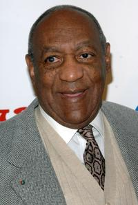 Bill Cosby at the Esquie Magazine and Village Academies event.