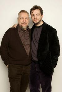 Brian Cox and his son Alan Cox at the 2008 Sundance Film Festival.