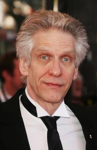 David Cronenberg at the premiere of