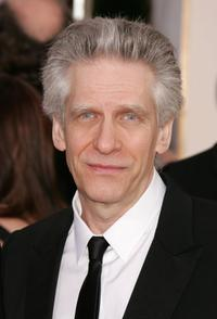 David Cronenberg at the 63rd Annual Golden Globe Awards.