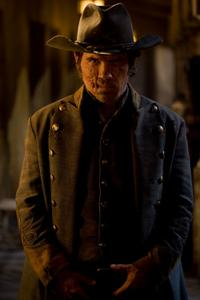 Josh Brolin as Jonah Hex in