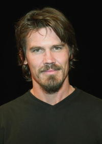 "Josh Brolin joins the cast of ""Exonerated"" in New York City."