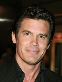 Josh Brolin at the L.A. premiere of