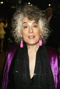 Eleanor Bron at the premiere of