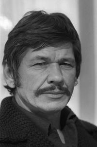 Picture dated 17 November 1970 of US actor Charles Bronson.