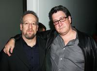 David Leonard and Raymond de Felitta at the Awards Wrap party during the 2009 Tribeca Film Festival.
