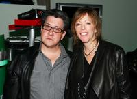 Raymond de Felitta and Jane Rosenthal at the Awards Wrap party during the 2009 Tribeca Film Festival.