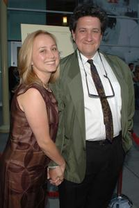 Sherry and Raymond de Felitta at the Los Angeles premiere of