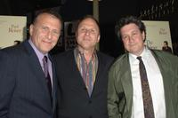 Paul Reiser, Bob Berney and Raymond de Felitta at the Los Angeles premiere of