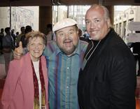 Carol DeLuise, Dom DeLuise and director Rick McKay at the sneak preview of