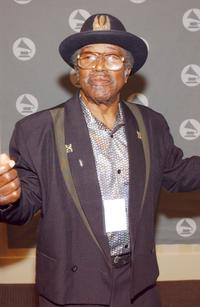Bo Diddley at the 2nd Annual Atlanta Heroes Awards.