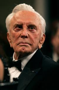 Kirk Douglas at the 35th AFI Life Achievement Award.