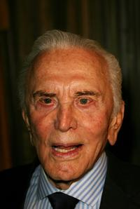 Kirk Douglas at the Women's Guild 50th Anniversary Gala.