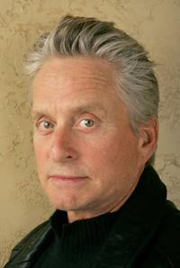 Michael Douglas at the 2007 Sundance Film Festival party for