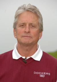 Michael Douglas at the 9th Annual Michael Douglas & Friends Celebrity Golf Tournament.