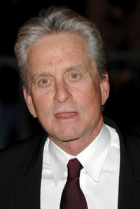 Michael Douglas at The 2007 National Board of Review Awards Gala.