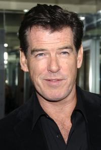 Pierce Brosnan at the after party for
