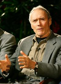 Clint Eastwood at the Directors Guild of America