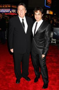 Ivan Reitman and Atom Egoyan at the premiere of