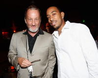 Robert Englund and Chris Bridges at the Ludacris Party at On Broadway Events.