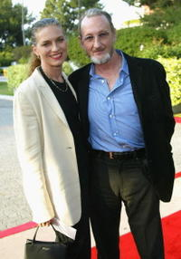 Robert Englund and Guest at the 31st Annual Saturn Awards.