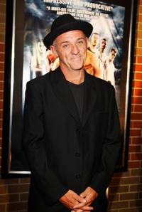 David Field at the premiere of