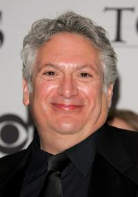 Harvey Fierstein at the 61st Annual Tony Awards.