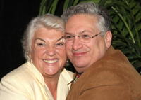 Tyne Daly and Harvey Fierstein at the 59th Annual New Dramatists Spring Luncheon honoring Harvey Fierstein.