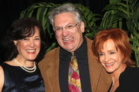 Karen Ziemba, Harvey Fierstein and Swoosie Kurtz at the 59th Annual New Dramatists Spring Luncheon honoring Harvey Fierstein.