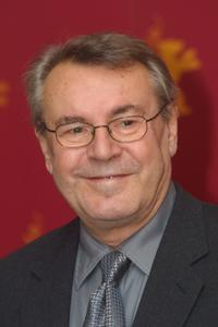 Milos Forman at Berlinale Film Festival.