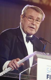 Milos Forman at 47th San Francisco Film Society Awards Night Fundraiser.