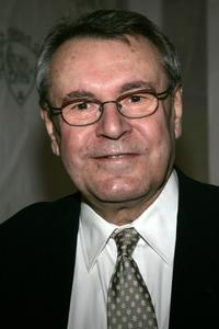 Milos Forman at the National Board of Review Annual Gala 2005.