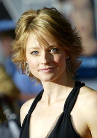 Jodie Foster at the