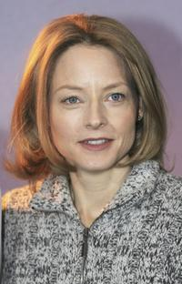 Jodie Foster at the photocall of