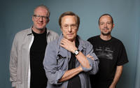 Screenwriter Tracy Letts, William Friedkin and editor Darrin Navarro at the portrait session of