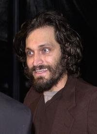 Vincent Gallo at the designer Mossimo party.