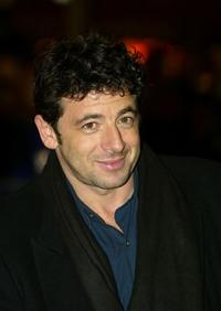 Patrick Bruel at the lighting of the Champs-Elysees Avenue ceremony.