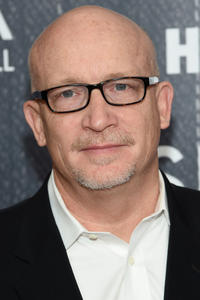 Alex Gibney at a screening of