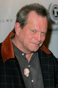 Terry Gilliam at the British Independent Film Awards.