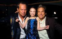 Terry Gilliam, Jodelle Ferland and Jeff Bridges at the TIFF Premier of