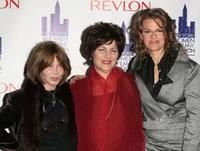 Lee Grant, Linda Kahn and Sandra Bernhard at the Women in Film and Televisions Annual Muse Awards.