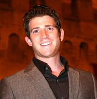 Bryan Greenberg at the opening day party of RomaFictionFest.