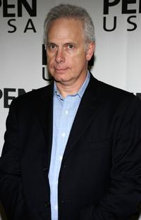 Christopher Guest at the fundraiser to benefit PEN USAs Freedom to Write Program at the Luxe Hotel.