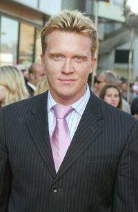 Anthony Michael Hall at the 32nd Annual AFI Lifetime Achievement Award: A Tribute to Meryl Streep.