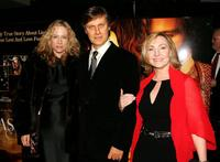 Betsy Beers, Lasse Hallstrom and Leslie Holleran at the special screening of