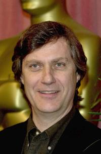 Lasse Hallstrom at the Annual Oscars nominees luncheon.