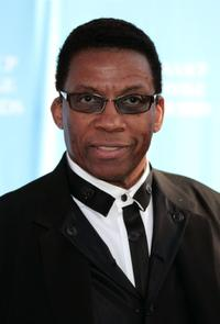 Herbie Hancock at the 39th NAACP Image Awards.